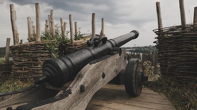 3大発明 火薬 02