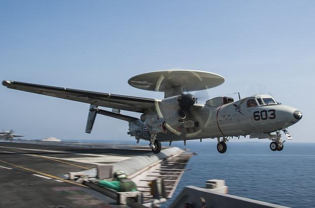 carrier deck E-2