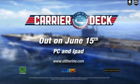carrier deck title
