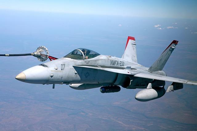 carrier deck F/A-18