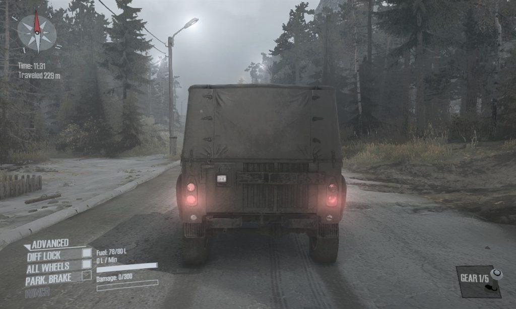 spintires mudrunner 攻略 車両 A-469 06