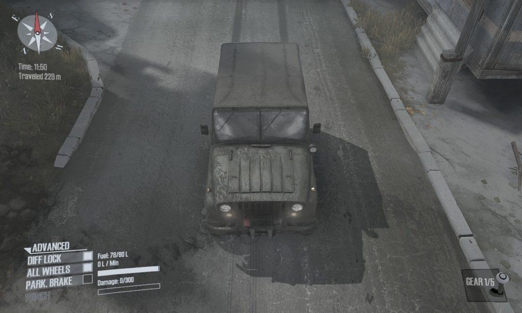spintires mudrunner 攻略 車両 A-469 03