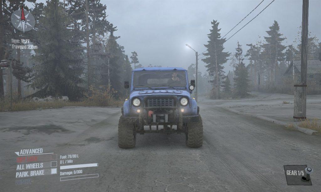 spintires mudrunner 攻略 車両 A-3151 02
