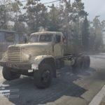 Spintires Mudrunner 攻略 車両データ C-256