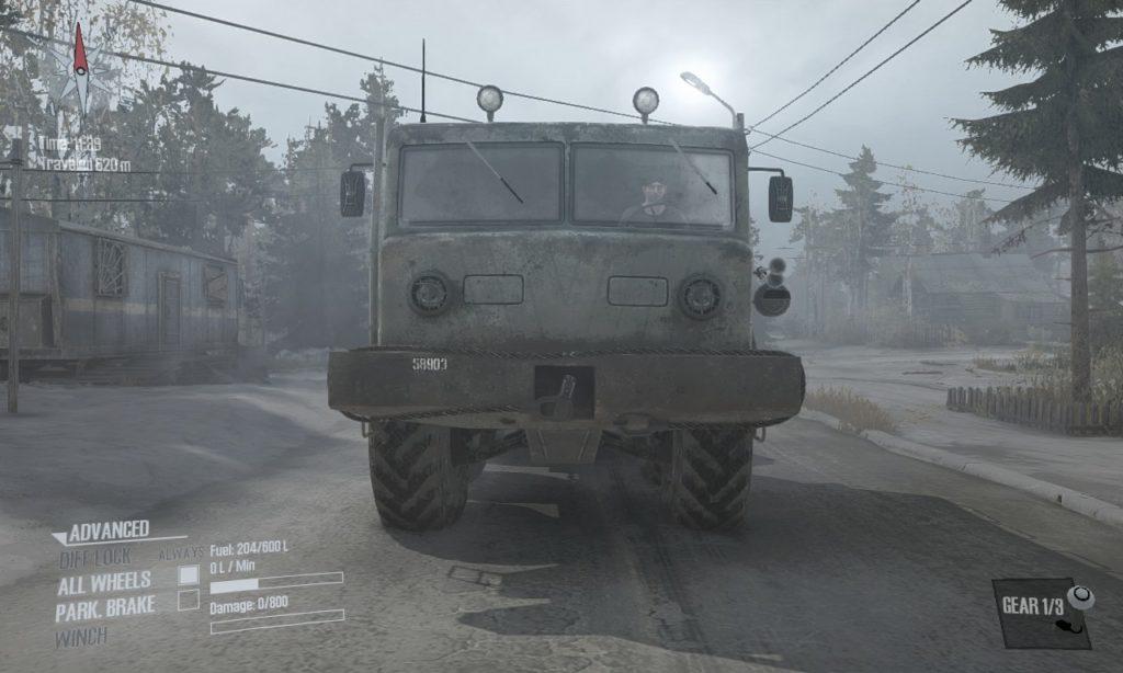 spintires: mudrunner 攻略 D-535 02