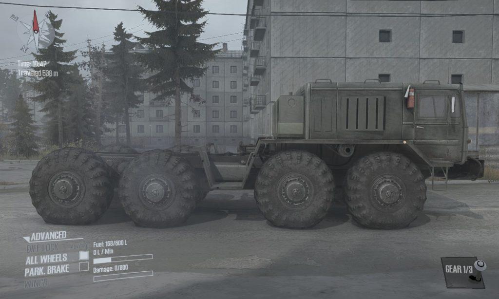 spintires: mudrunner 攻略 D-537 04