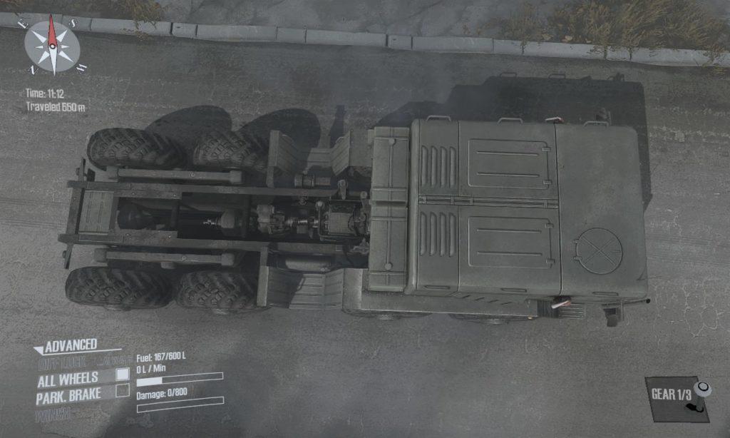spintires: mudrunner 攻略 D-537 06