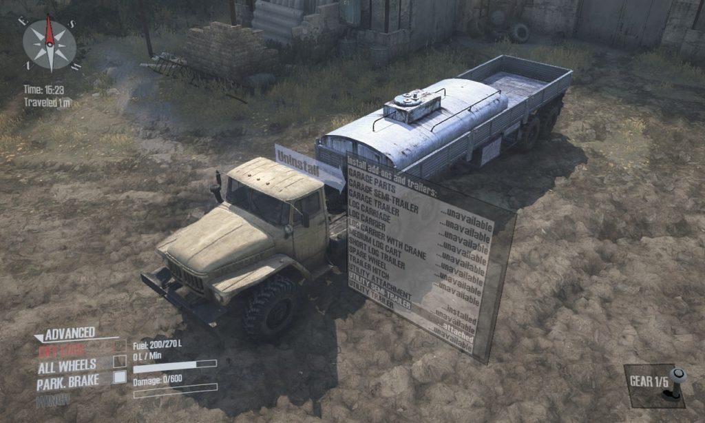 spintires: mudrunner 攻略 リペア系 08