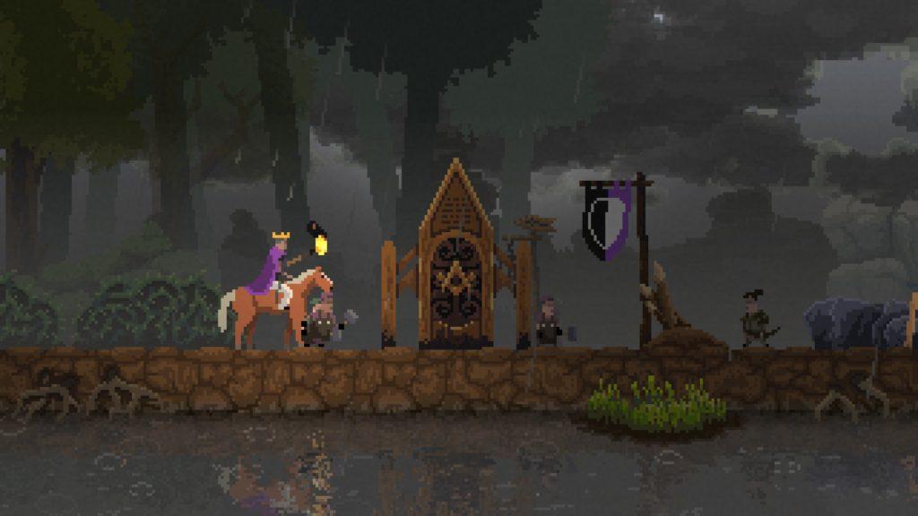 kingdom: new lands 攻略 建物の社 01