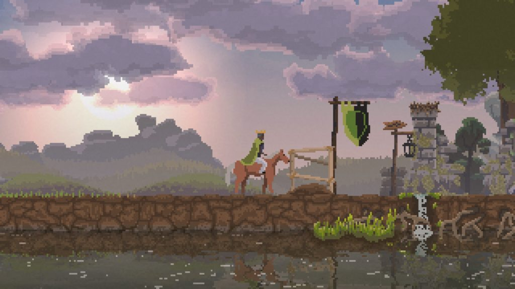 kingdom new lands 攻略 茶色馬