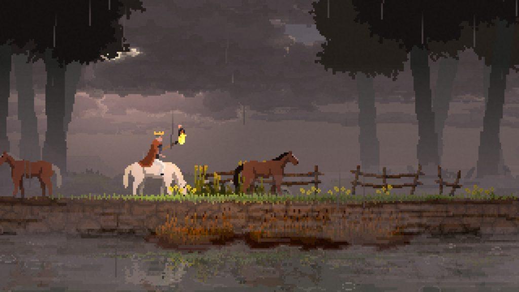 kingdom: new lands 攻略 馬の牧草地