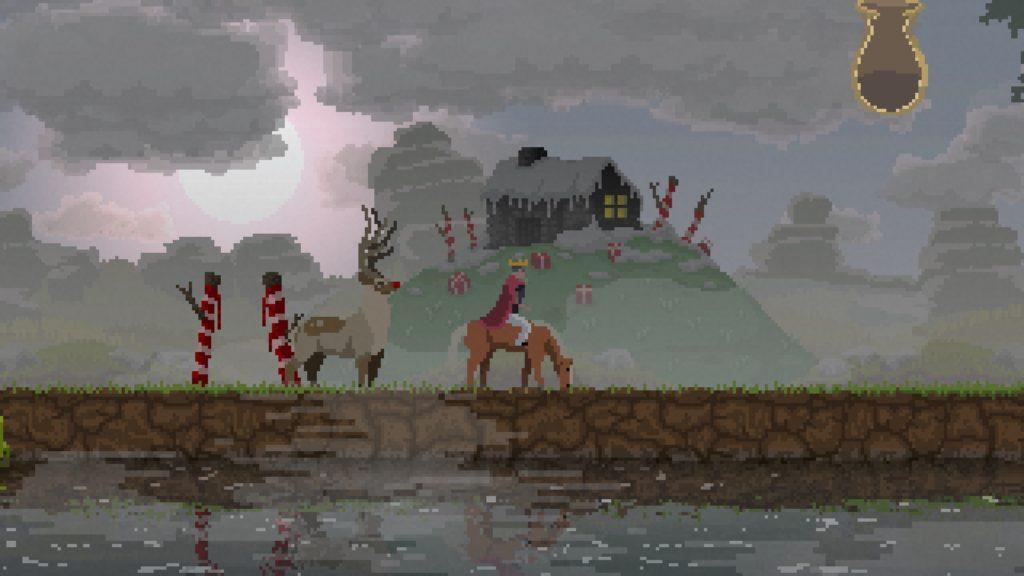 kingdom: new lands 攻略 サンタの家
