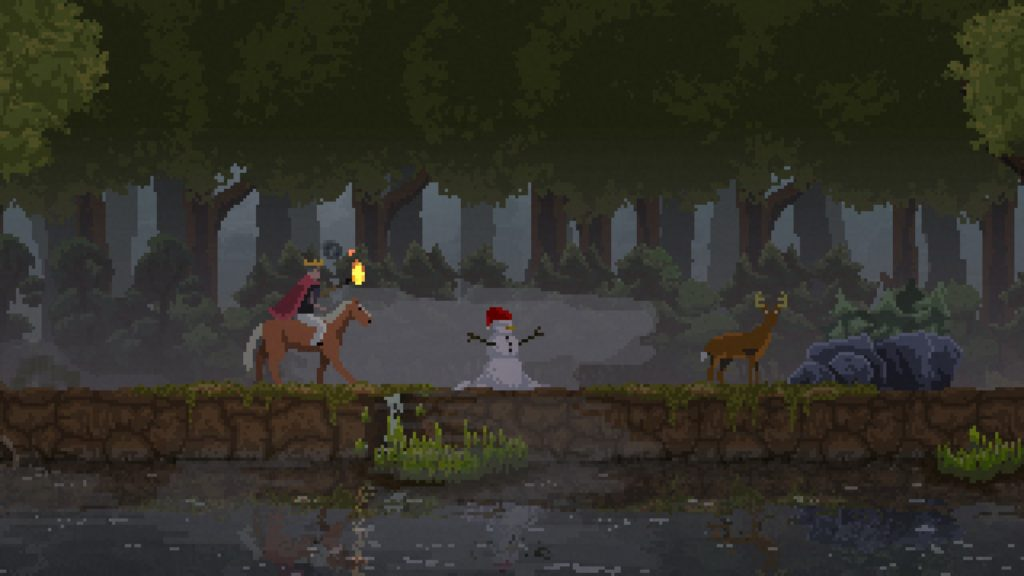 kingdom: new lands 攻略 雪だるま