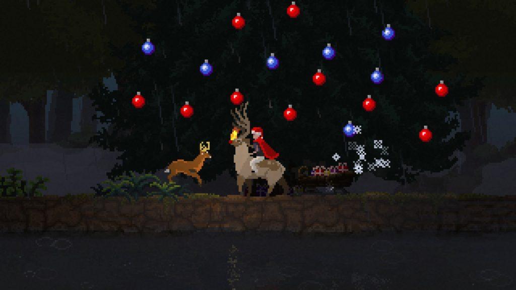 kingdom: new lands 攻略 クリスマスツリー02