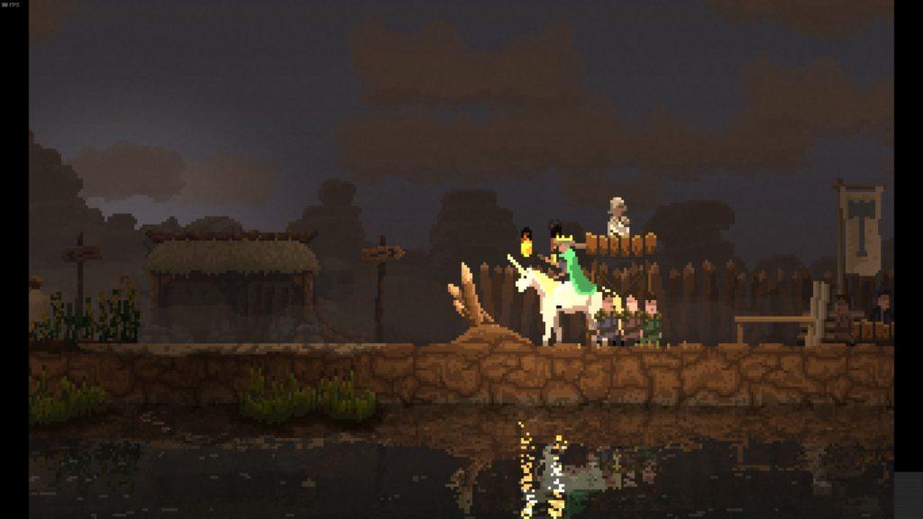 Kingdom: New Lands壁 レベル1