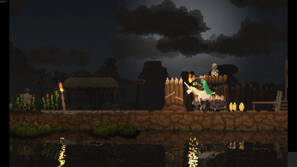 Kingdom: New Lands壁 レベル2