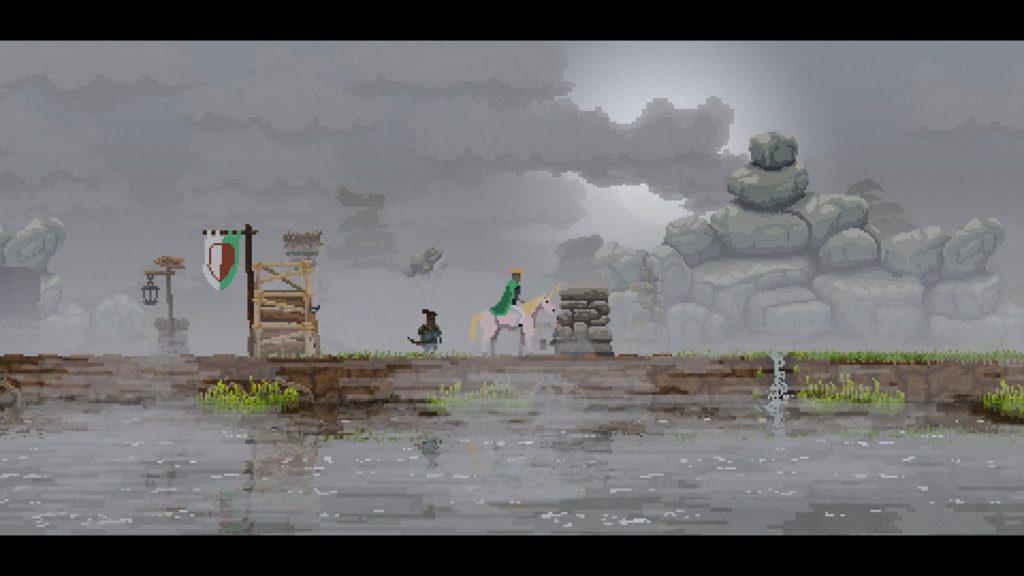 Kingdom: New Lands壁 レベル3