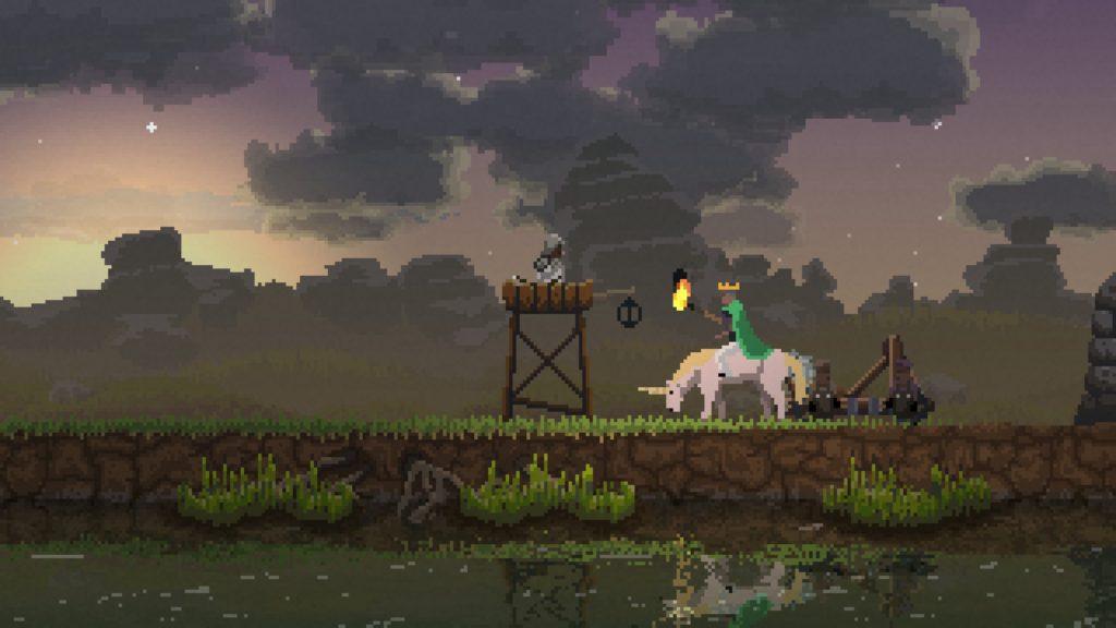 kingdom: new lands 攻略 木の櫓
