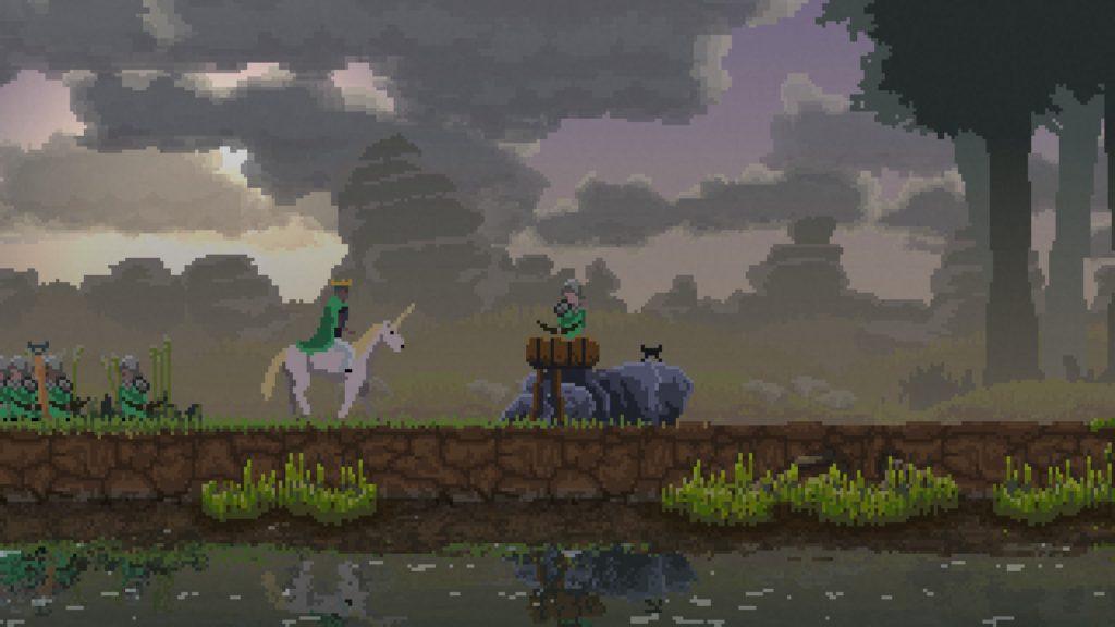 kingdom: new lands 攻略 岩の見張り所