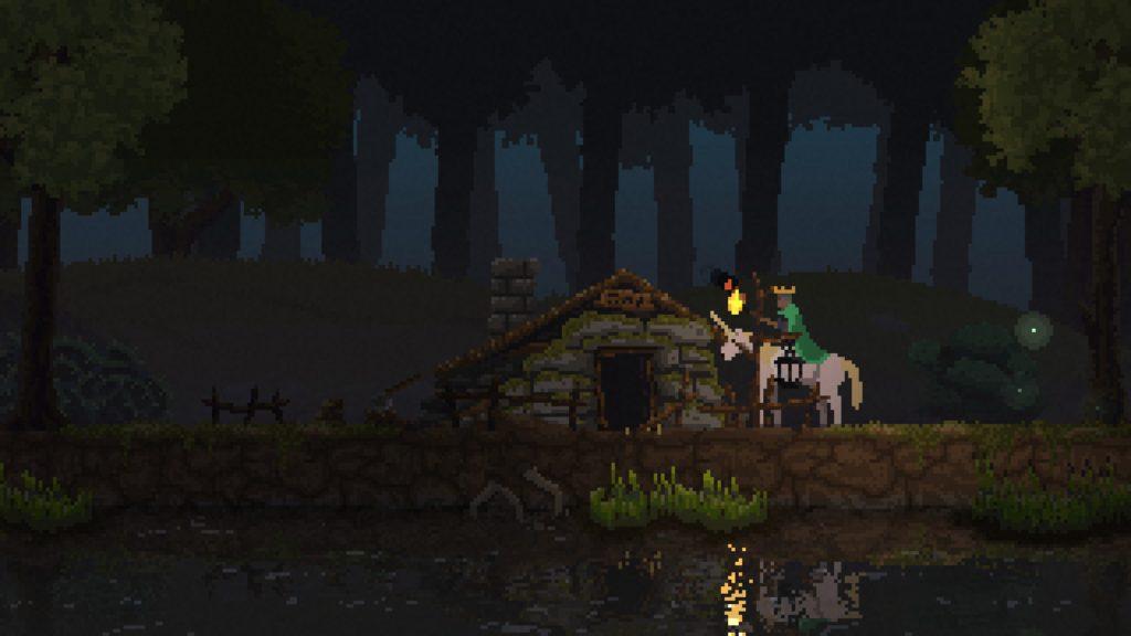 kingdom: new lands 攻略 隠者の小屋