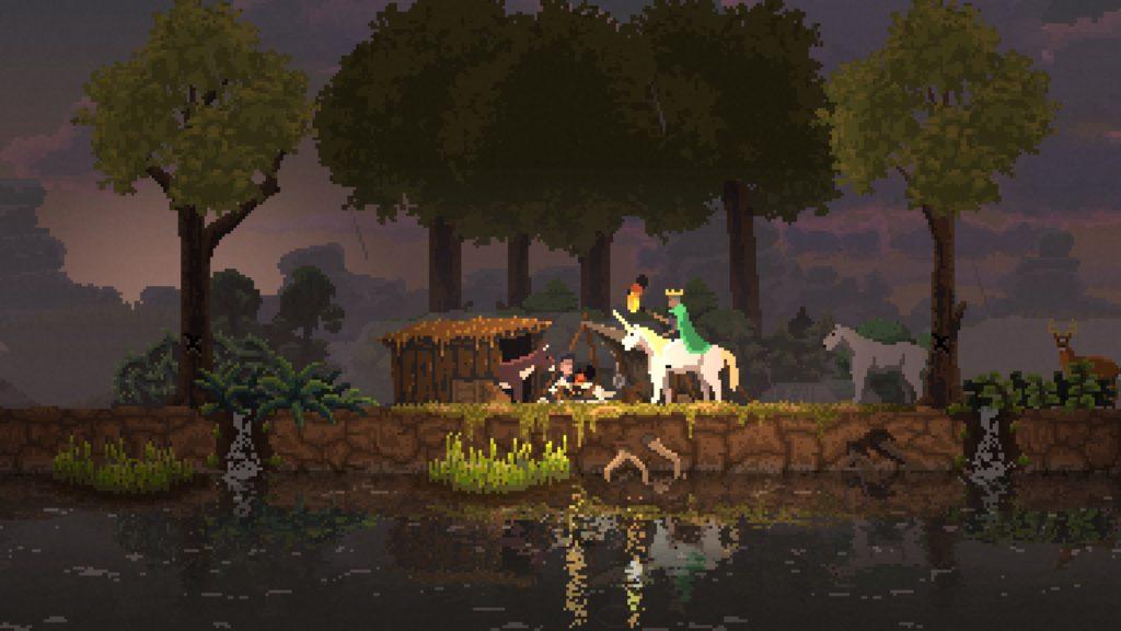 kingdom: new lands 攻略 商人の小屋