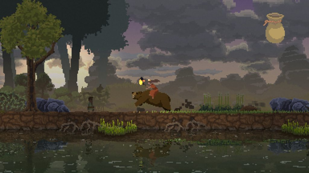 kingdom new lands 攻略 熊