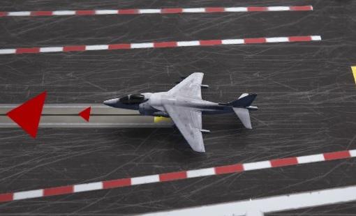 carrier deck fighters AV-8B