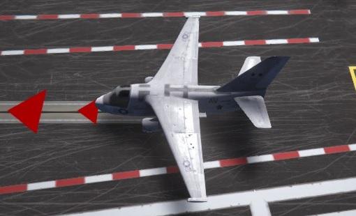 carrier deck S-3
