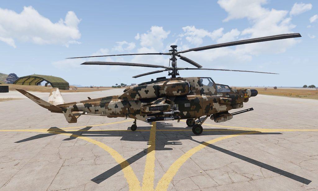 Arma 3 Mi-48 Kajman 12