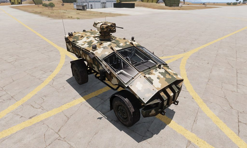 Arma 3 Ifrit HMG