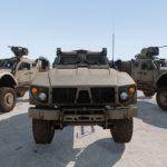 Arma3 Hunter HMMWVの後継車をモデルにしたMRAP ビークル紹介