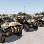 Arma3 Ifrit 700馬力の心臓を持った激走のMRAP ビークル紹介
