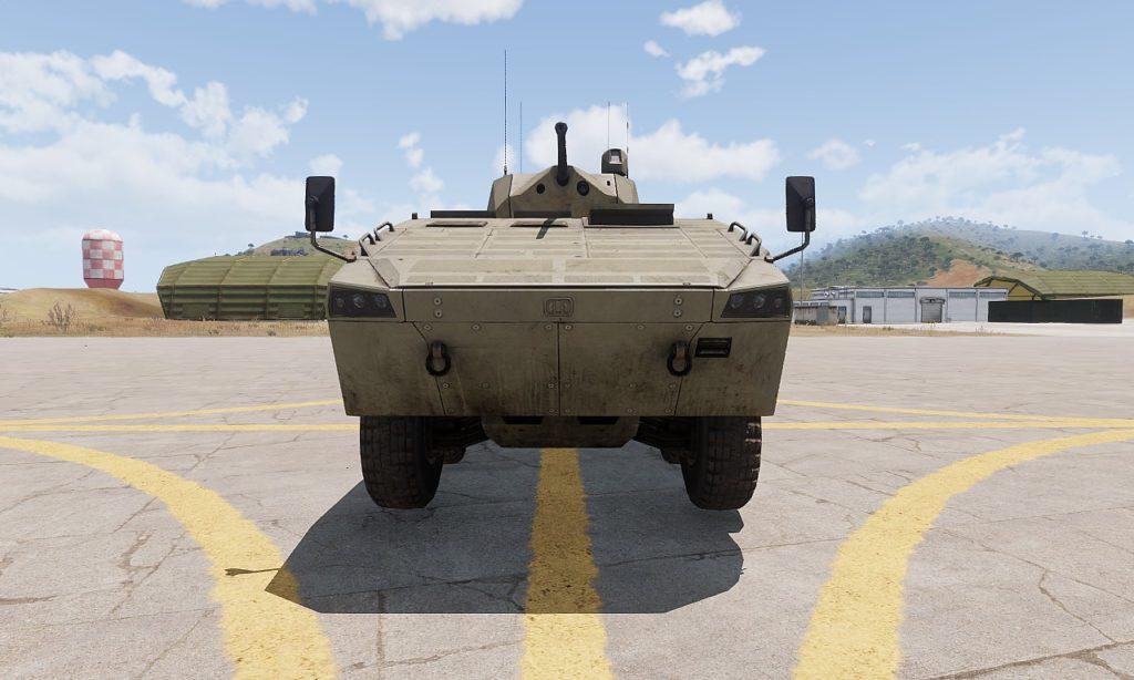 Arma 3 AMV-7 Marshall 08