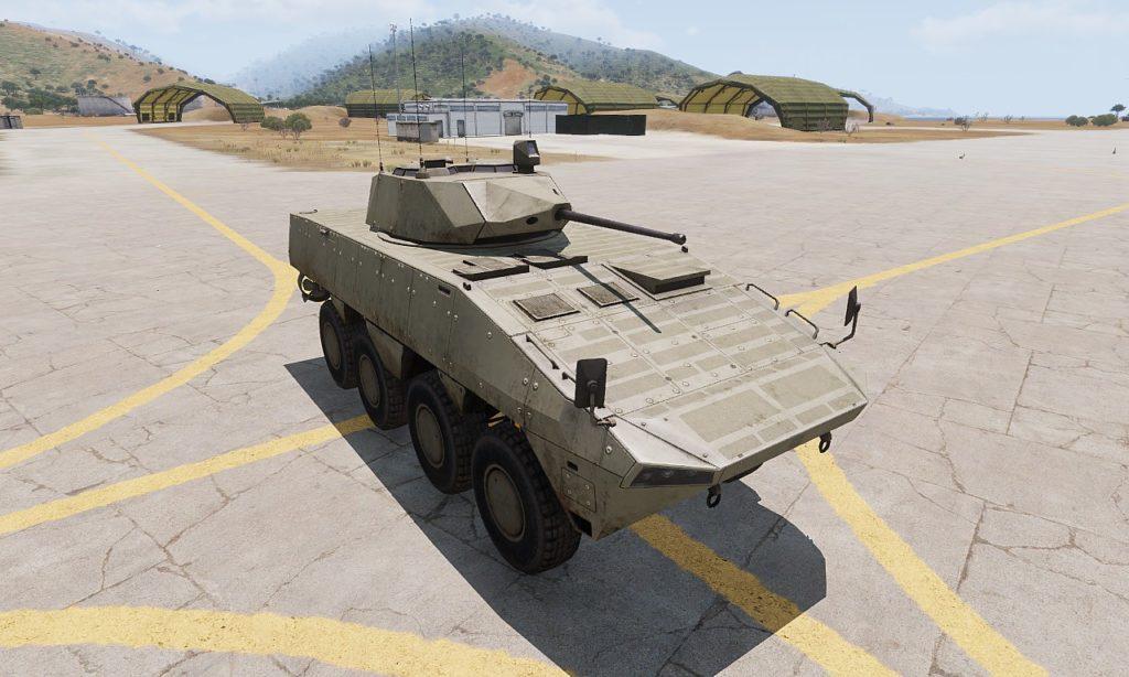 Arma 3 AMV-7 Marshall 01
