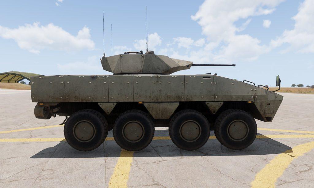 Arma 3 AMV-7 Marshall 09