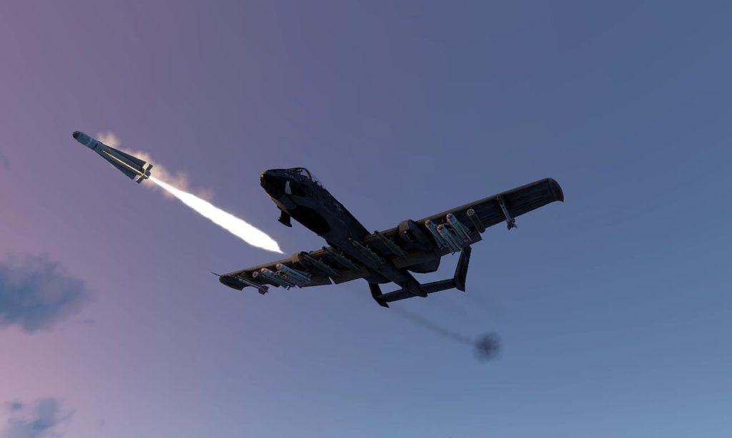 Arma 3 A-164 Missile 03