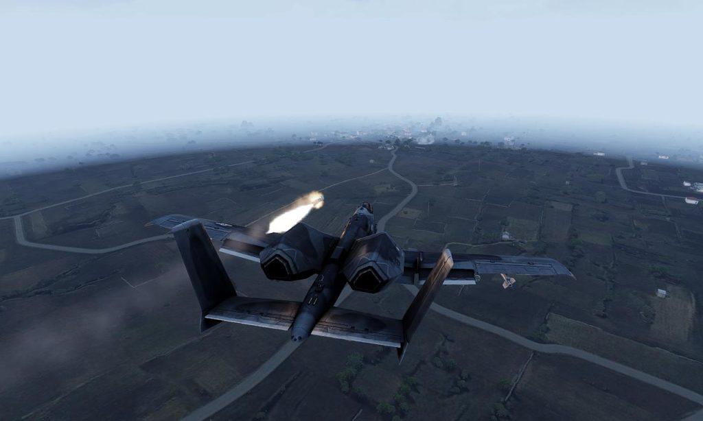 Arma 3 A-164 Missile 02
