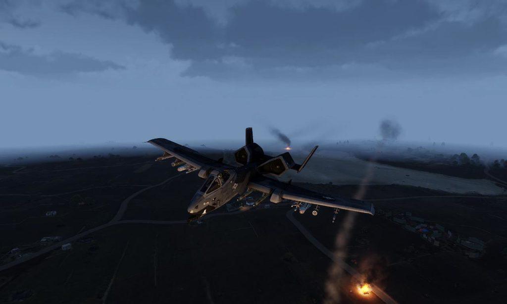 Arma 3 A-164 Wipeout 07