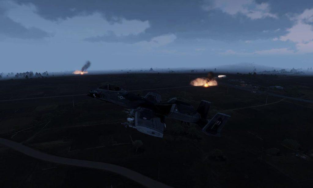 Arma 3 A-164 Wipeout 08