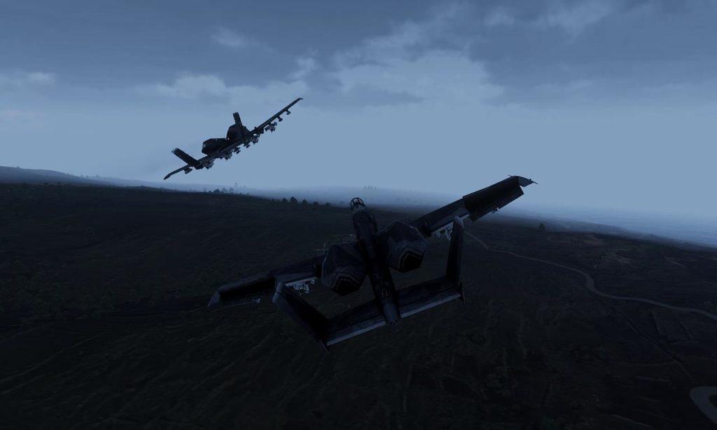 Arma 3 A-164 Wipeout 10