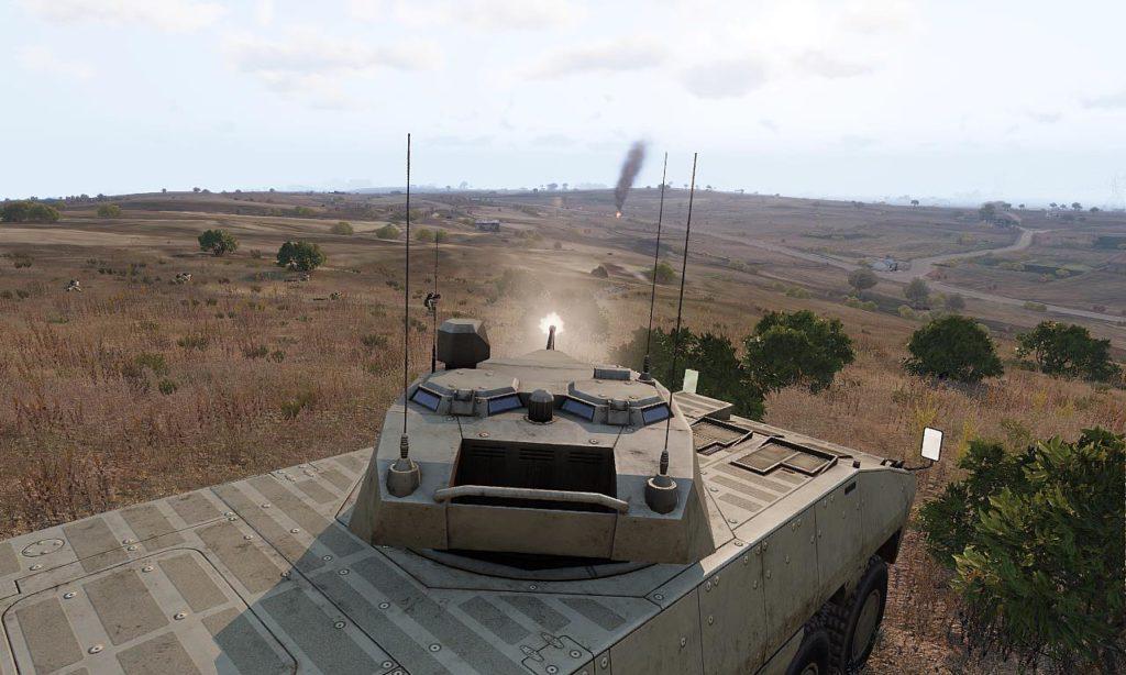 Arma 3 AMV-7 Marshall 03