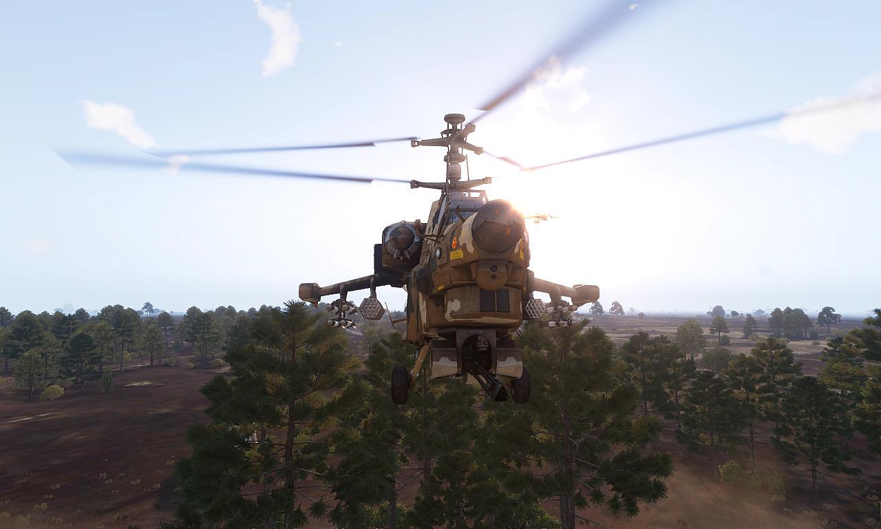 Arma3 Mi-48 Title
