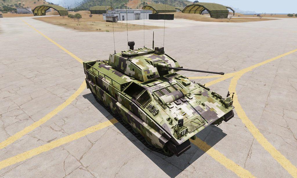Arma 3 FV-720 Mora