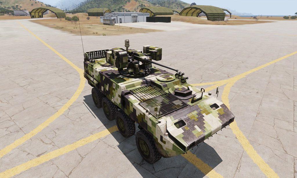 Arma 3 AFV-4 Gorgon 01