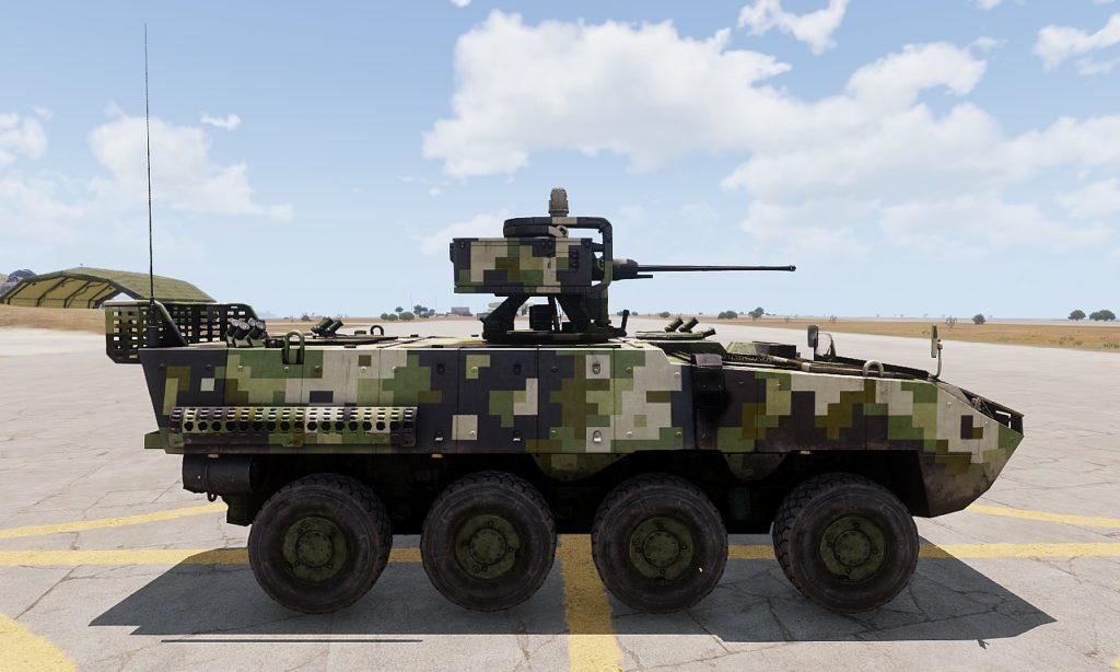 Arma 3 AFV-4 Gorgon 10