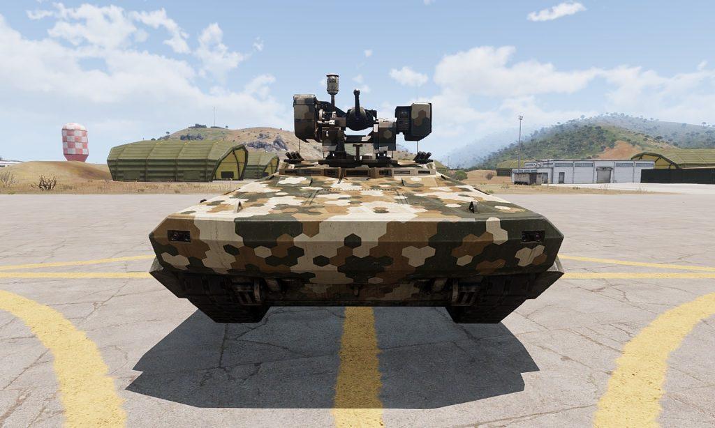 Arma 3 BTR-K Kamysh 07
