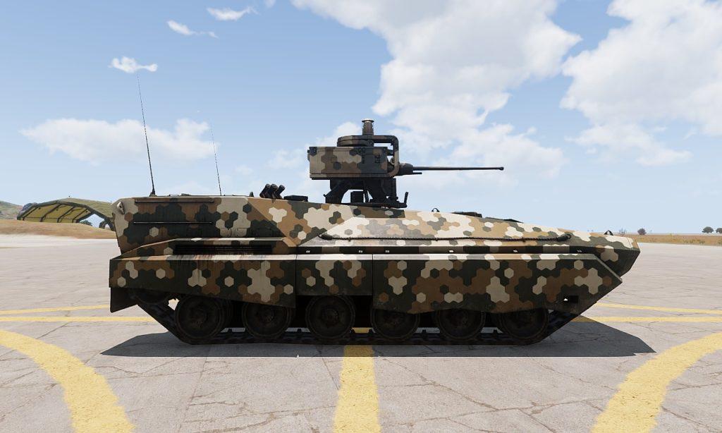 Arma 3 BTR-K Kamysh 08
