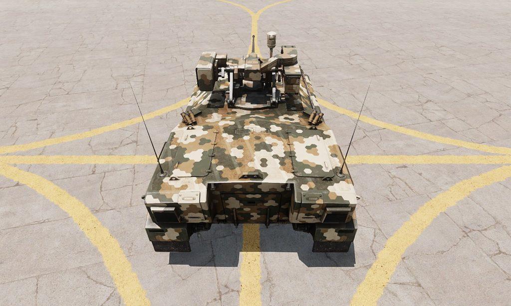 Arma 3 BTR-K Kamysh 09