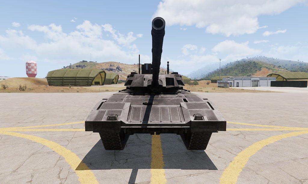 Arma 3 Tanks DLC T-140 Angara 05