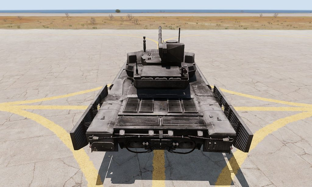 Arma 3 Tanks DLC T-140 Angara 07